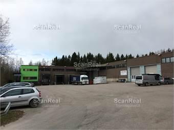 Läntinen Teollisuuskatu 18, Juvanmalmi, Espoo