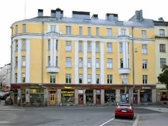 Museokatu 8, Töölö, Etu-Töölö, Keskusta, Helsinki