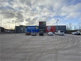 porttisuontie 1, Porttipuisto, Vantaa