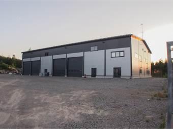 Laajamäentie 11, Moreenin Teollisuusalue, Hämeenlinna