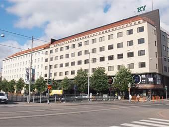 Pohjoinen Rautiekatu 4, Helsinki