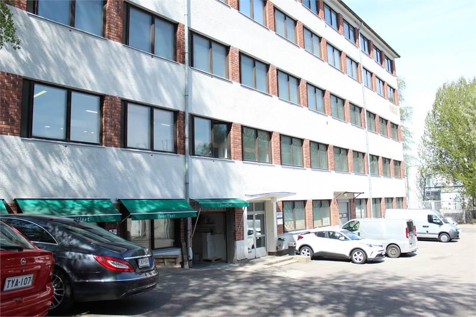 Takkatie 6, Pitäjänmäki, Helsinki