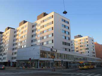 Linnankatu 6, Keskusta, Turku