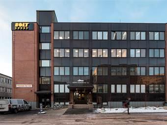 Höyläämötie 14, Pitäjänmäki, Helsinki