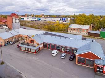 Varastokatu, Klemettilä, Vaasa