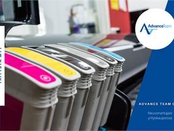 Tulostintarvikkeiden verkkokauppa ja maahantuontiyritys