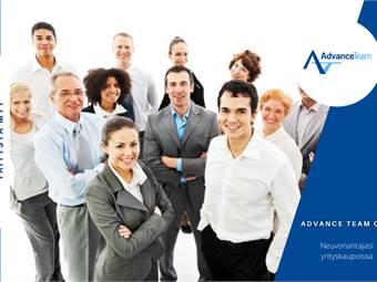Organisaatioiden kehittämiseen erikoistunut yritys