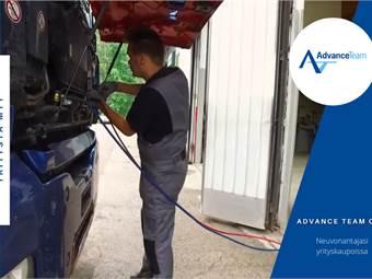 Ajoneuvojen lämmitys- ja kylmälaitteiden ammattilainen Thermo-Tek Oy