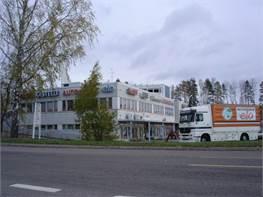 Toimitila, Suomalaistentie 1-3, Suomenoja, Espoo
