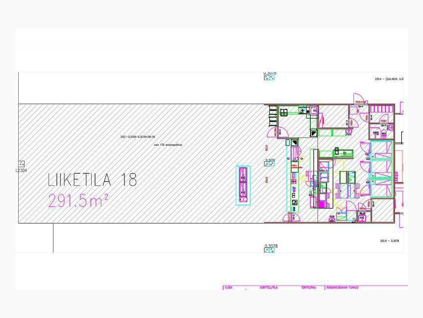 292 m2 pohja