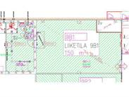 150 m2 pohja