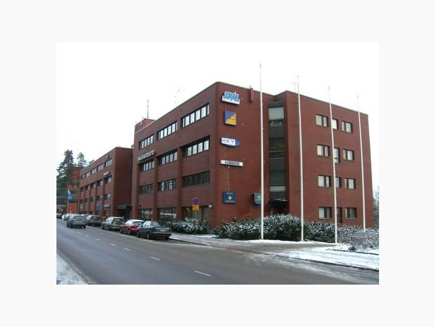 Nuijamiestentie 7, Etelä-Haaga, Helsinki