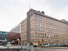 Toimitila, Antinkatu 1, Kamppi, Helsinki