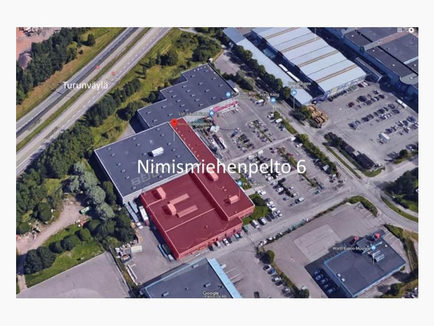 Nimismiehenpelto 6, Nimismiehenpelto, Espoo