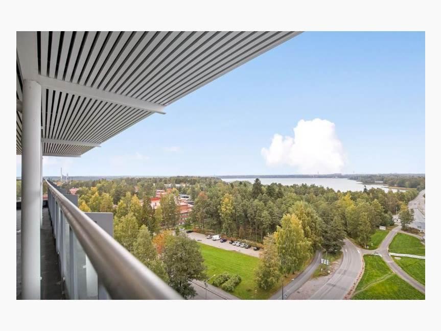 Miestentie 9, Otaniemi, Espoo