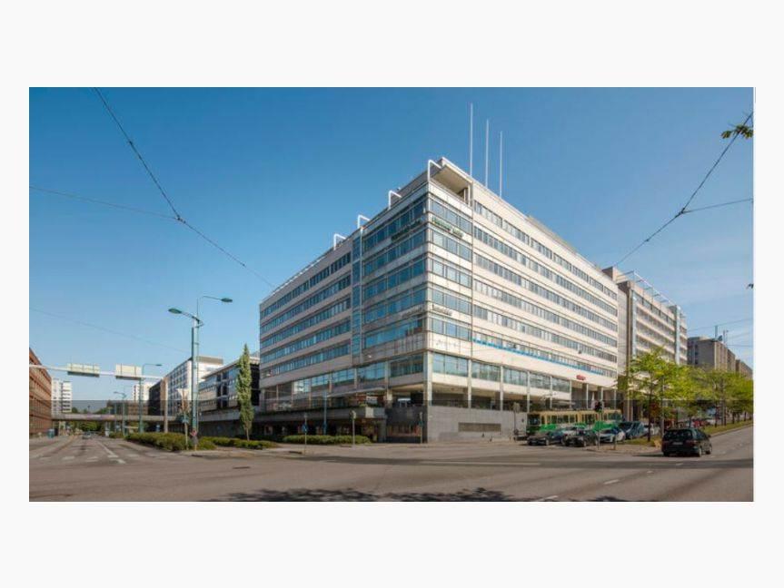 Ratapihantie 11, Pasila, Helsinki