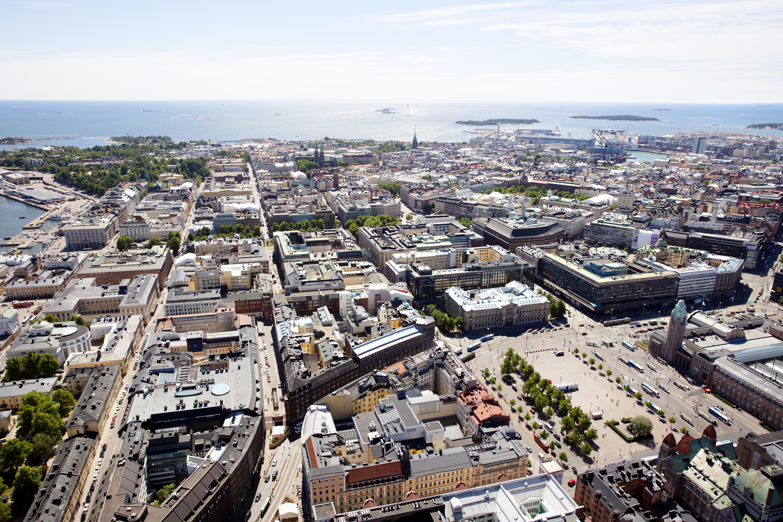 Toimitila, Kaisaniemenkatu 2b, Kluuvi, Helsinki