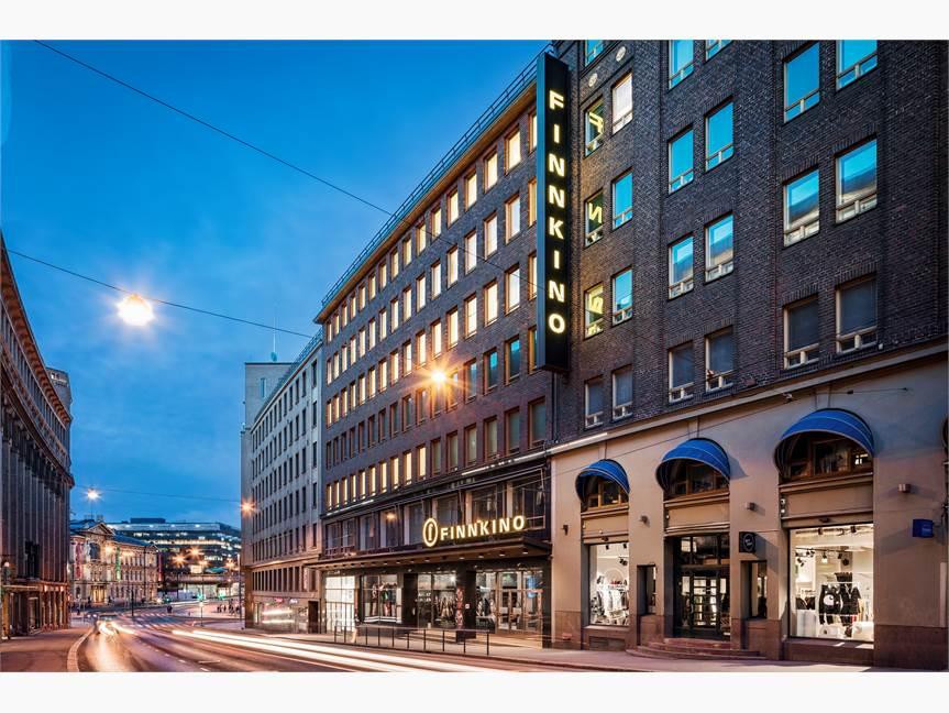 Kaisaniemenkatu 2b, Kluuvi, Helsinki