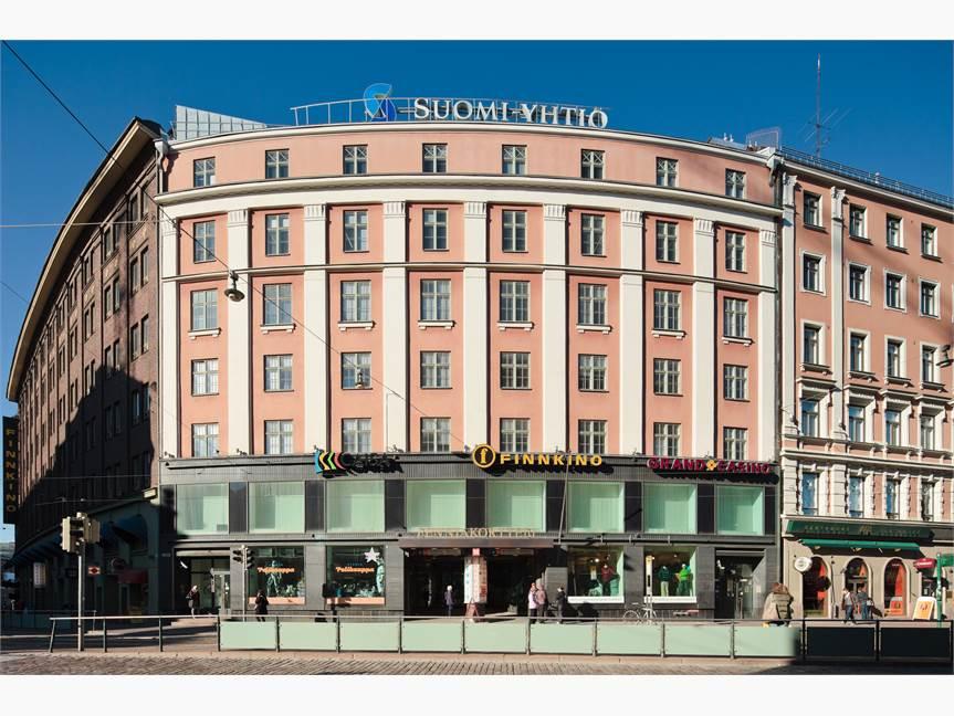Vuorikatu 14, Kluuvi, Helsinki