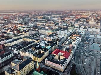 Toimitila, Fabianinkatu 23, Kaartinkaupunki, Helsinki