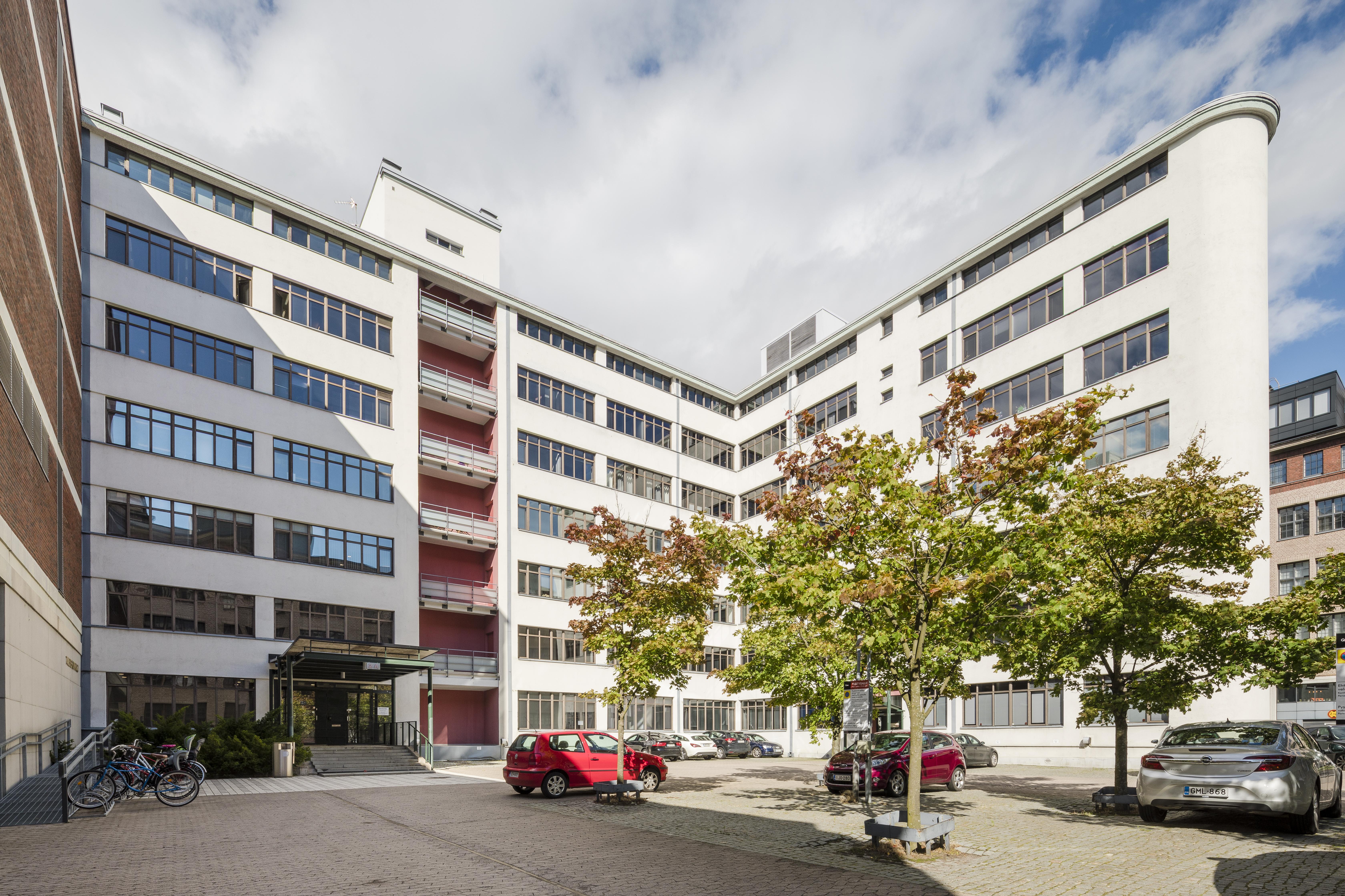 Tallberginkatu 2, Ruoholahti, Helsinki