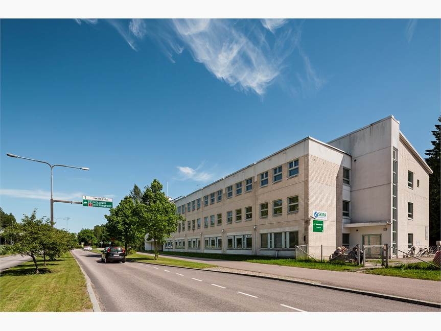 Tuomarilantie 19, Espoon Keskus