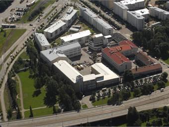 Toimitila, Hämeentie 105, Hermanni, Helsinki