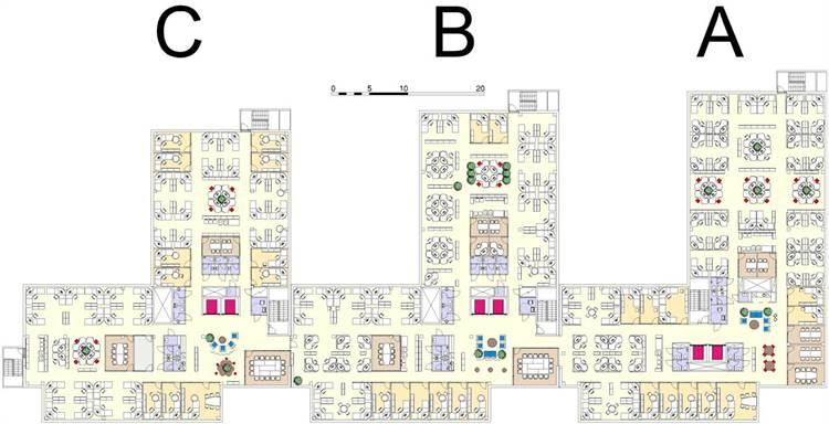 Planlösning Harkkokuja 2 Aviapolis