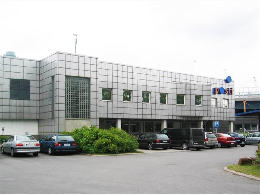 Alasintie 3-7, Limingantulli, Oulu