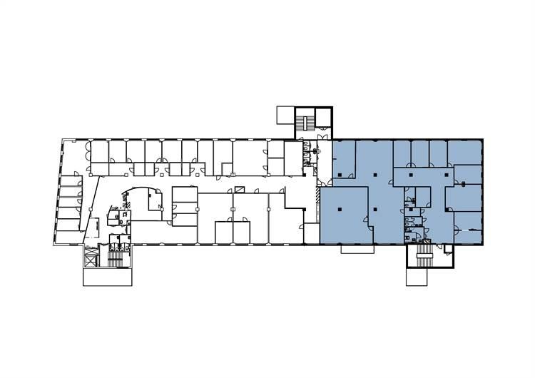 Planlösning Laivalahdenkatu 2 b Herttoniemi