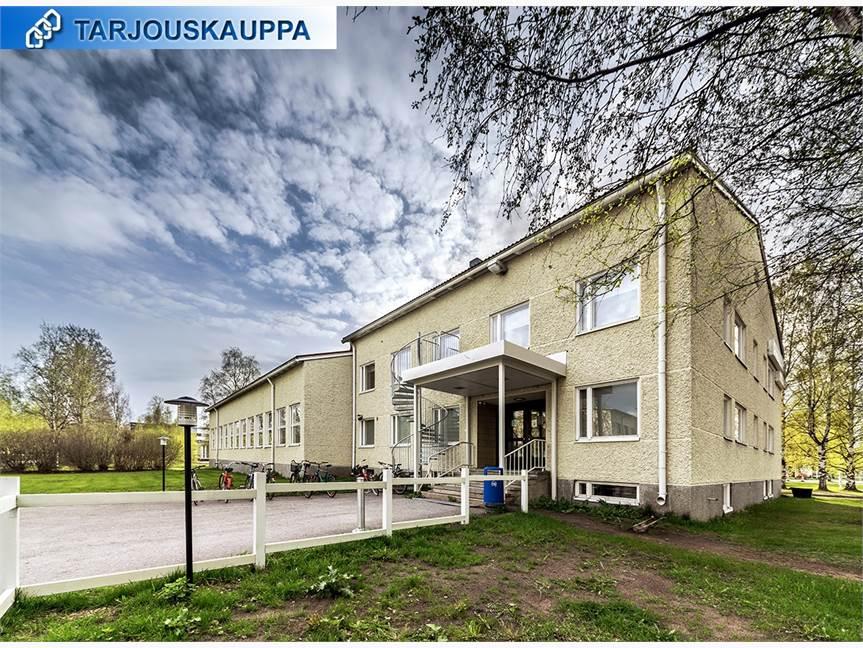 Sotilaankuja 1, Intiö, Oulu