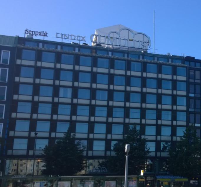 Toimitila, Siltasaarenkatu 14, Hakaniemi, Helsinki