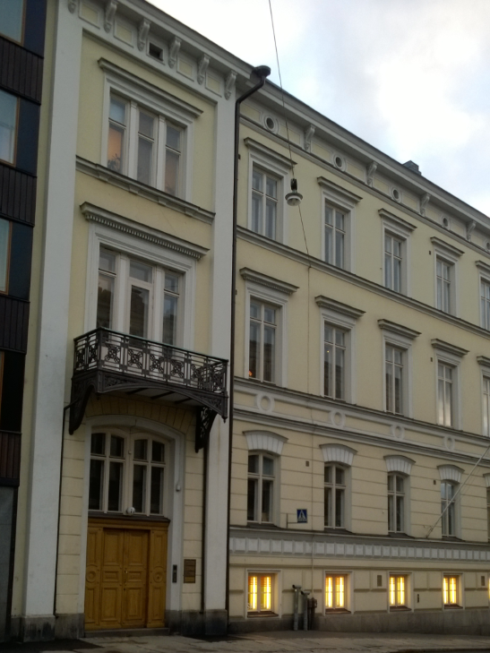 Toimitila, Mariankatu 7, Kruununhaka, Helsinki