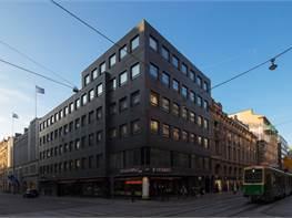 Toimitila, Aleksanterinkatu 36, Kluuvi, Helsinki