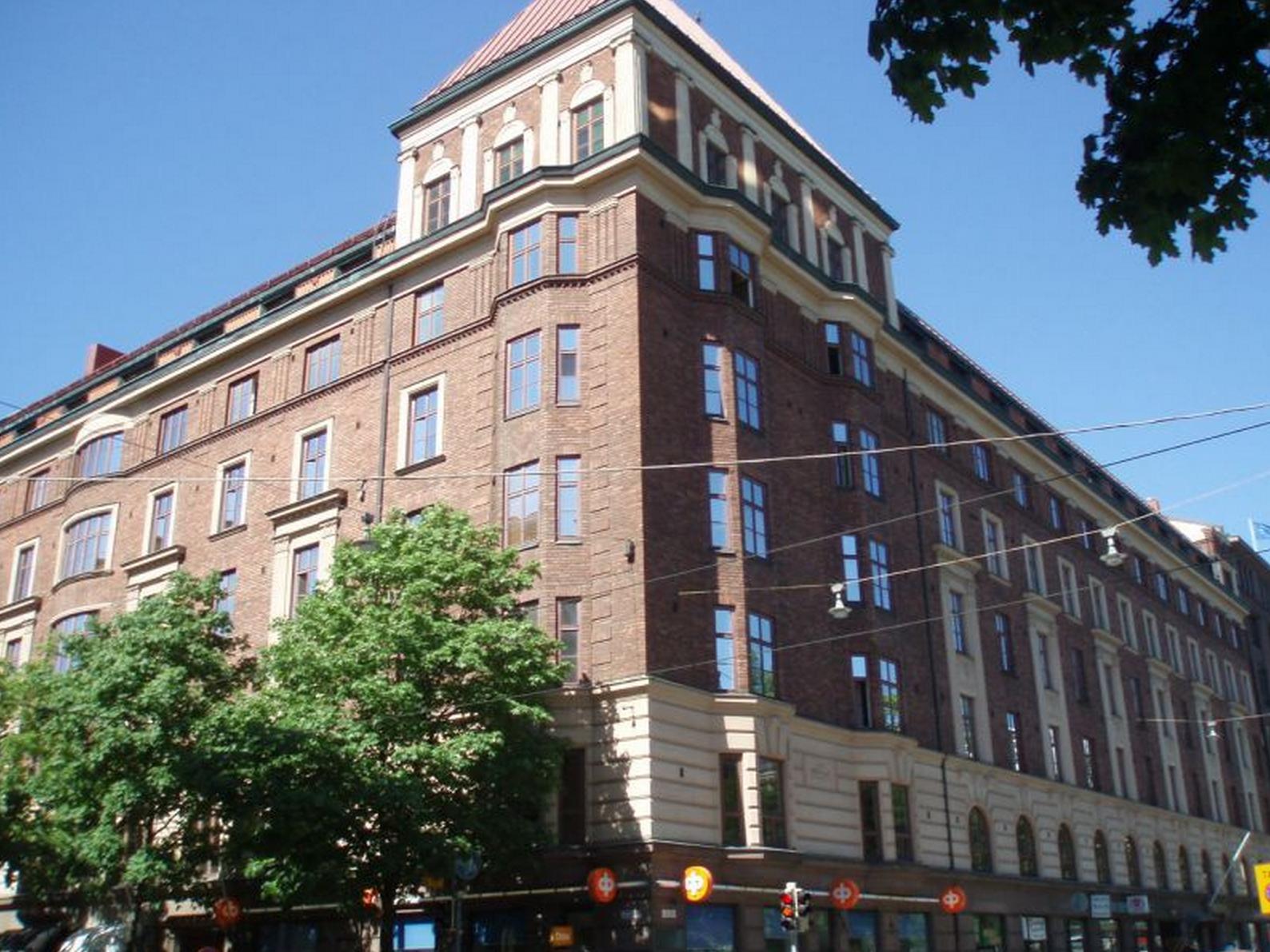 Toimitila, Annankatu, Kamppi, Helsinki