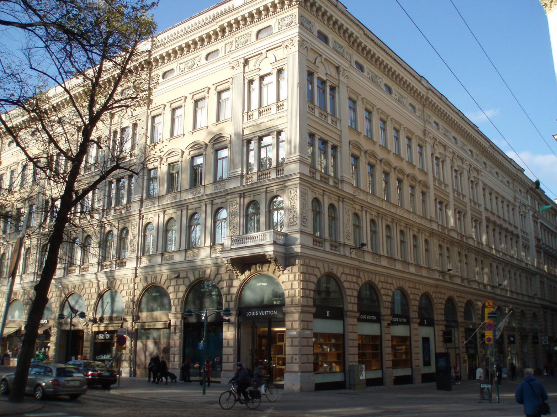 Toimitila, Mikonkatu 2, Kluuvi, Helsinki