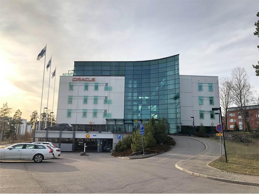 Gräsantörmä 2, Piispankallio, Espoo