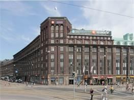 Toimitila, Kaisaniemenkatu 1 C, Kaisaniemi, Kaisaniemi, Helsinki