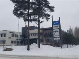 Toimitila, Kuormaajantie 7, Jyväskylä