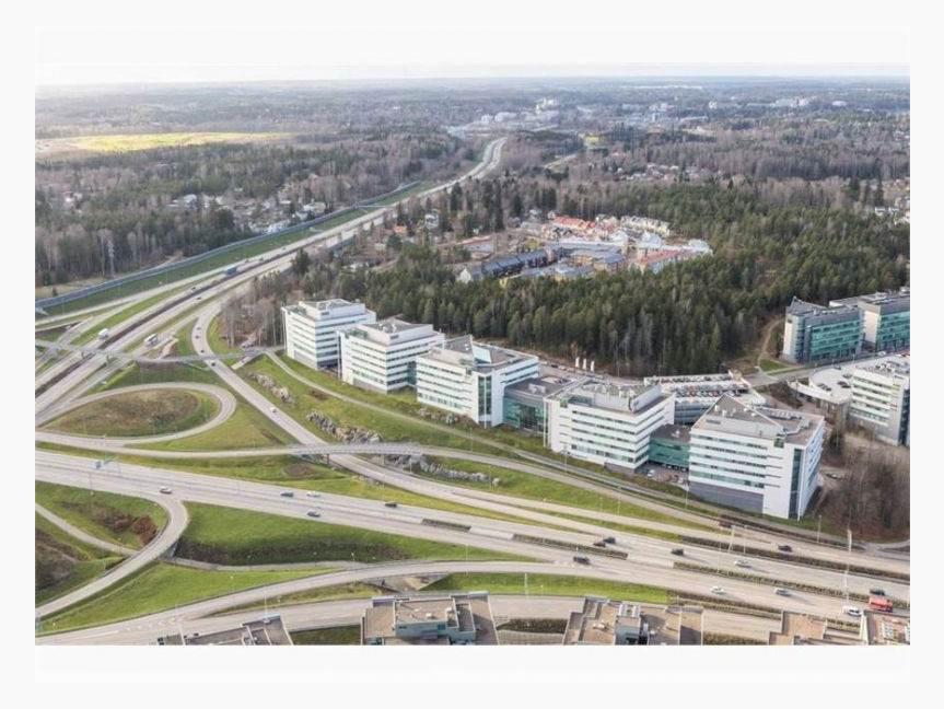Linnoitustie 6, Leppävaara, Leppävaara, Espoo