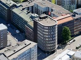 Toimitila, Käenkuja 3a, Sörnäinen, Helsinki