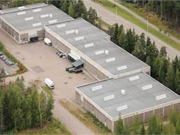 Toimitila, Äyrikuja 3, Veromies, Vantaa