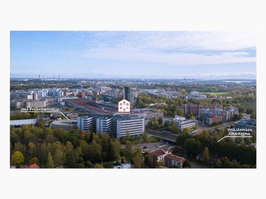 Atomitie 2 A, Pitäjänmäki, Helsinki