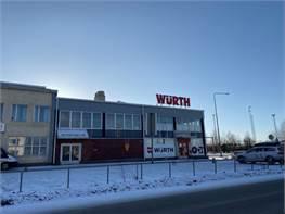 Toimitila, Kuokkamaantie 2, Nekala, Tampere