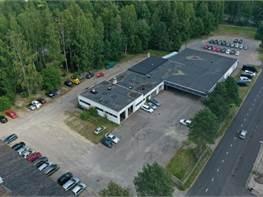 Toimitila, Koneenkatu 1, Hiiltomon Teollisuusalue, Hyvinkää