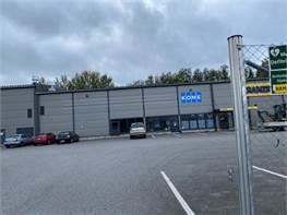 Toimitila, Luukkaankatu 5 B, Hämeenlinna