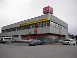 Toimitila, Korjaamonkatu 1, Tampere