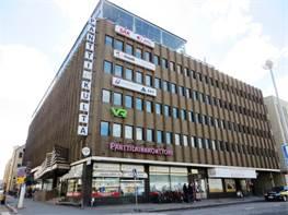 Toimitila, Mäkelininkatu 31, keskusta, Oulu