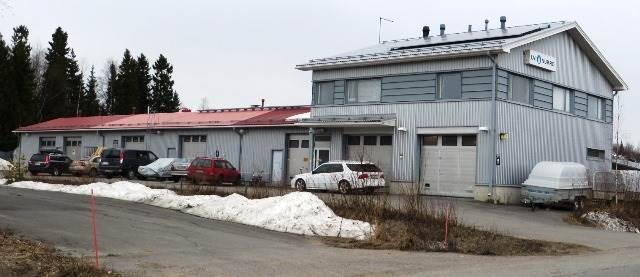 Liusketie 7, Rusko, Oulu