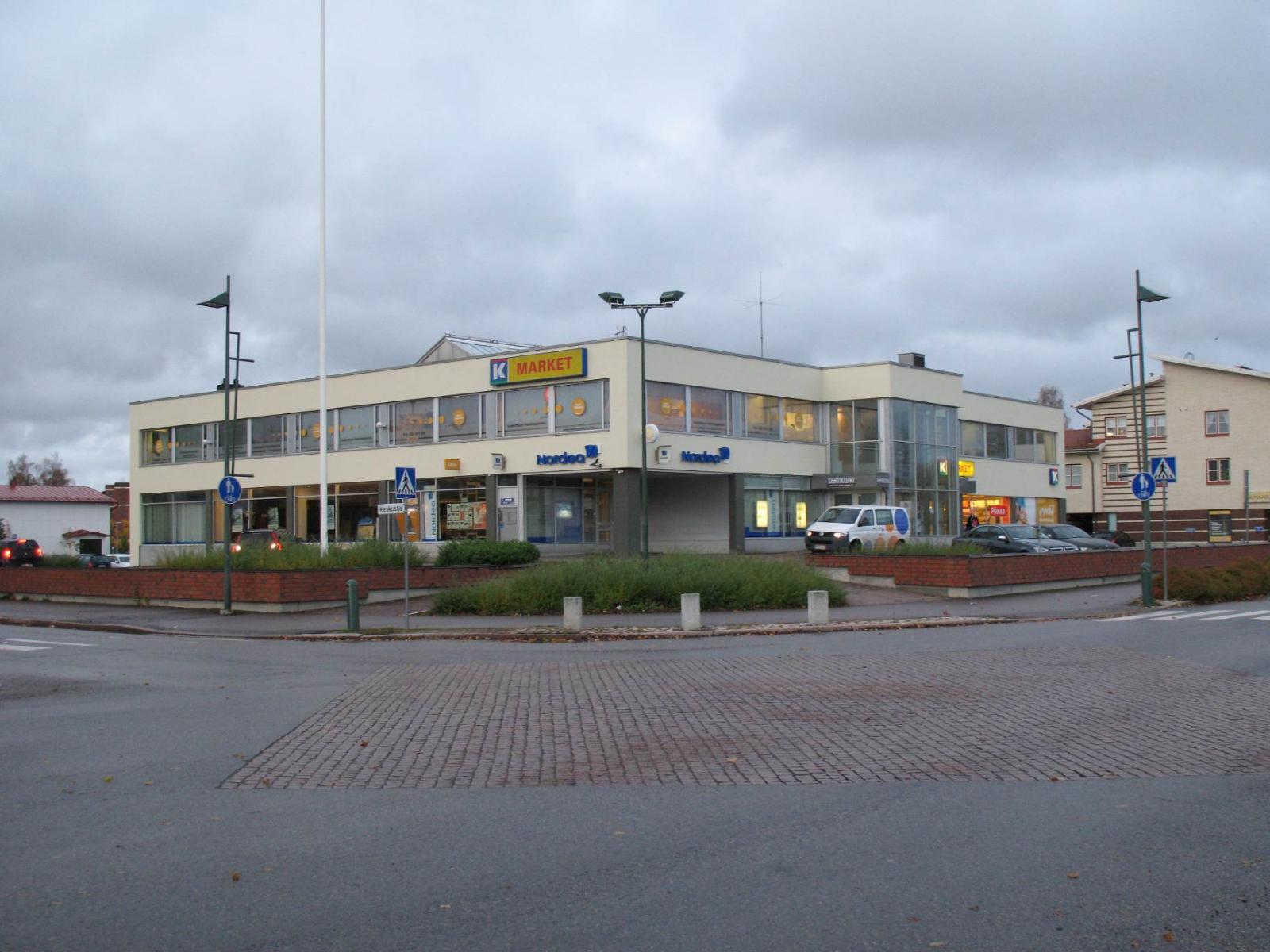 Toimitila, Keskustie 5, Kirkonkylä, Nurmijärvi